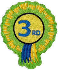 2nd Rosette Patch,