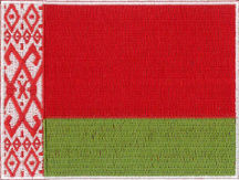Belarus Flag Patch