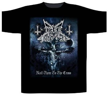 Dark Funeral - Nail Them To The Cross T Shirt